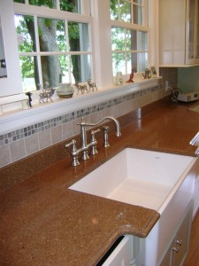 Amityville Horror House - Sink and Counter After