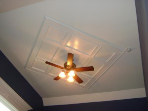 Artistic Contracting - Architectural Millwork - Custom Ceiling Inlays